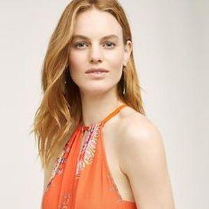NWT Floreat Livia Halter Dress